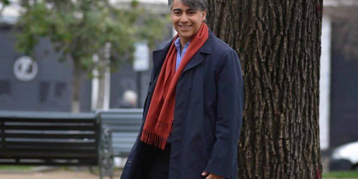 Encuesta CEP revela brusca caída en la evaluación de Marco Enríquez-Ominami