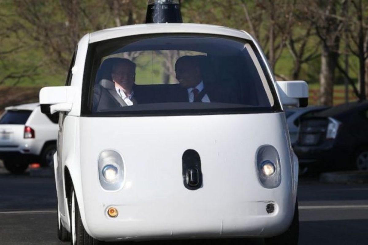 El proyecto de los autos sin conductor de Google comenzó en 2009. Foto:Getty Images. Imagen Por: