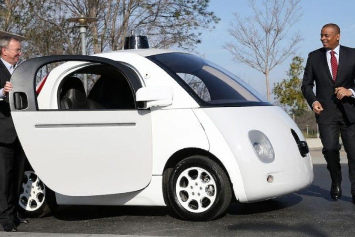 """""""Ninguno de los incidentes ha sido culpa de los autos de Google"""", dice la empresa. Foto:Getty Images. Imagen Por:"""
