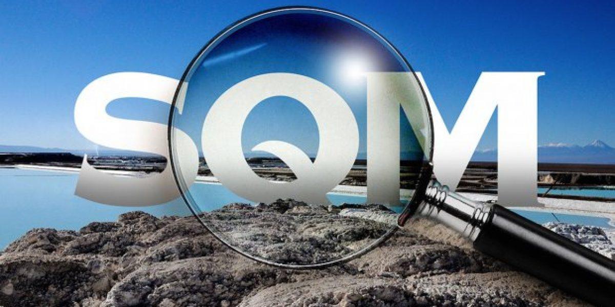 SQM: informe interno no arrojó corrupción en pagos pero criticó falta de controles