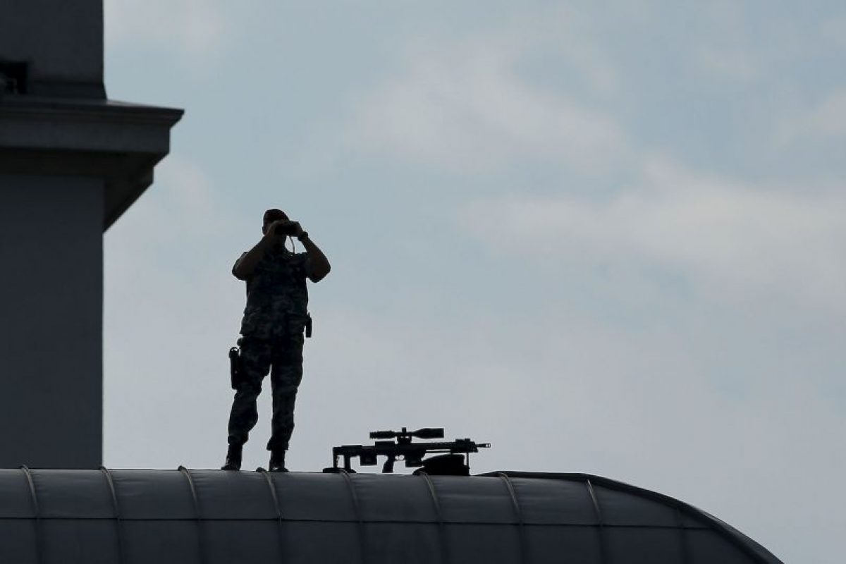 De acuerdo con los medios del Reino Unido la acción formó parte de una misión secreta Foto:Getty Images. Imagen Por: