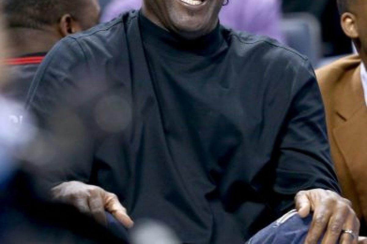 En 2003 se retiró definitivamente y fue Presidente de Operaciones de los Washington Wizards, puesto que había ocupado antes, pero fue despedido. Foto:Getty Images. Imagen Por: