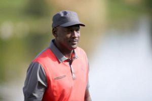 Se dedicó a jugar golf en torneos benéficos. Foto:Getty Images. Imagen Por: