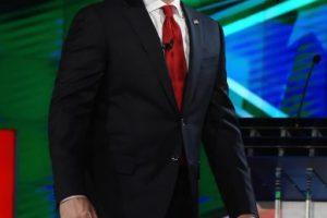 Los precandidatos republicanos hablaron mayormente de seguridad nacional y terrorismo. Foto:Getty Images. Imagen Por: