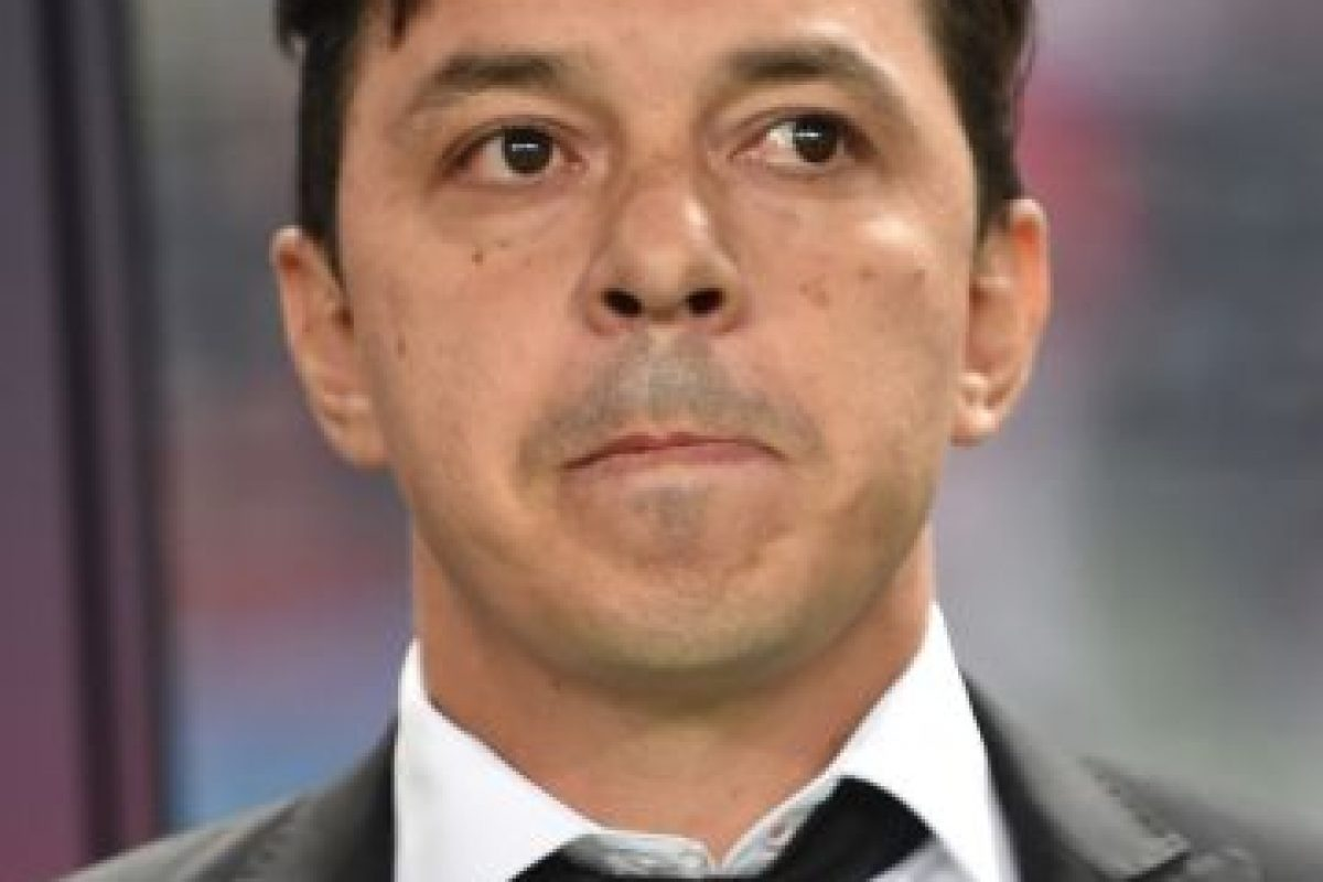 """6. Lionel Messi declaró que Marcelo Gallardo es """"un entrenador muy inteligente"""" Foto:Getty Images. Imagen Por:"""
