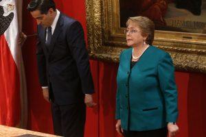 La política chilena vivió un convulsionado año. Foto:AFP. Imagen Por: