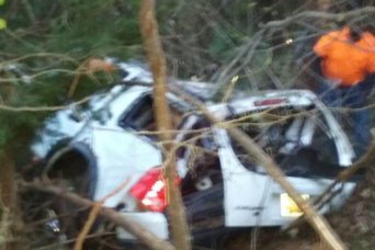 """El pastor Michael Clary asegura que un """"ángel"""" salvó de morir a un hombre en un terrible accidente automovilístico. La familia del hombre también está de acuerdo. Foto:vía Facebook/Michael Clary. Imagen Por:"""
