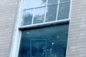 2. El también usuario de Reddit, DoodleJack, asegura que un fantasma se paseaba en su habitación. Foto:Vía Imgur. Imagen Por: