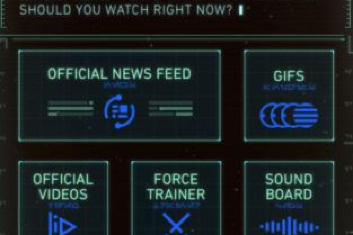 """Tema de escritorio """"androide"""". Foto:Disney. Imagen Por:"""