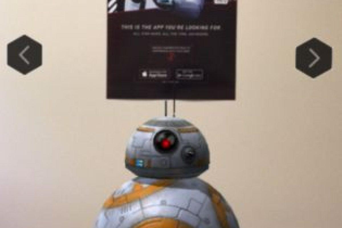 Fotos con realidad aumentada. Foto:Disney. Imagen Por: