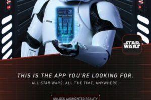 El poster oficial de la app. Foto:Disney. Imagen Por: