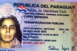 Nombres reales que parecen un broma: Transfiguracion Fidelina Foto:Recreoviral. Imagen Por: