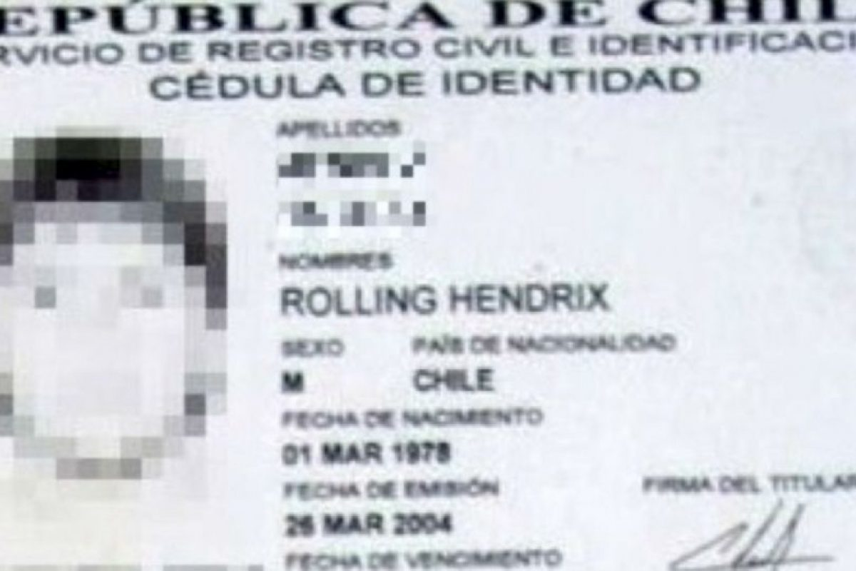 Rolling Hendrix Foto:Recreoviral. Imagen Por: