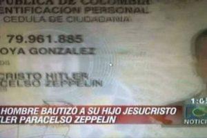 Jesucristo Hitler Paracelso Zeppelin Foto:Recreoviral. Imagen Por:
