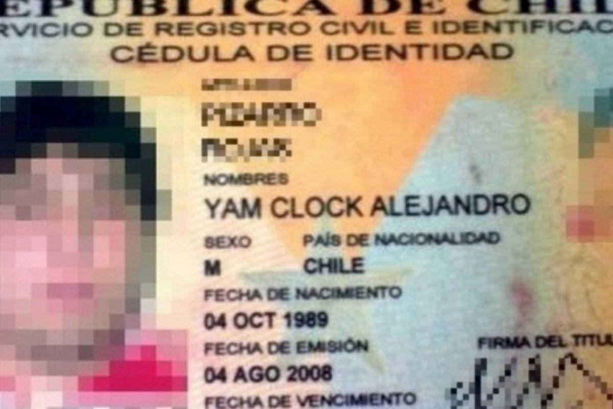 Yam Clock Alejandro Foto:Recreoviral. Imagen Por: