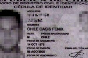 Chile Oasis Fenix Foto:Recreoviral. Imagen Por: