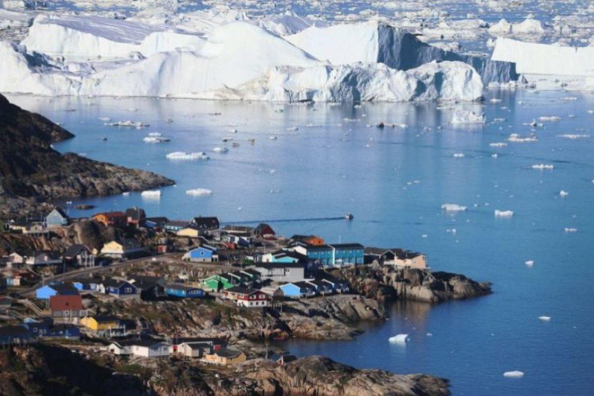 9. Groelandia Foto:Getty Images. Imagen Por: