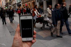 """8- Describir la situación y dar clic en """"Enviar"""". Foto:Uber. Imagen Por:"""