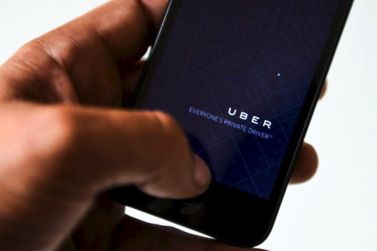 5- Identificar el viaje con el que tuvieron el problema. Foto:Uber. Imagen Por: