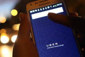 """3- Acceder al menú """"Ayuda"""". Foto:Uber. Imagen Por:"""