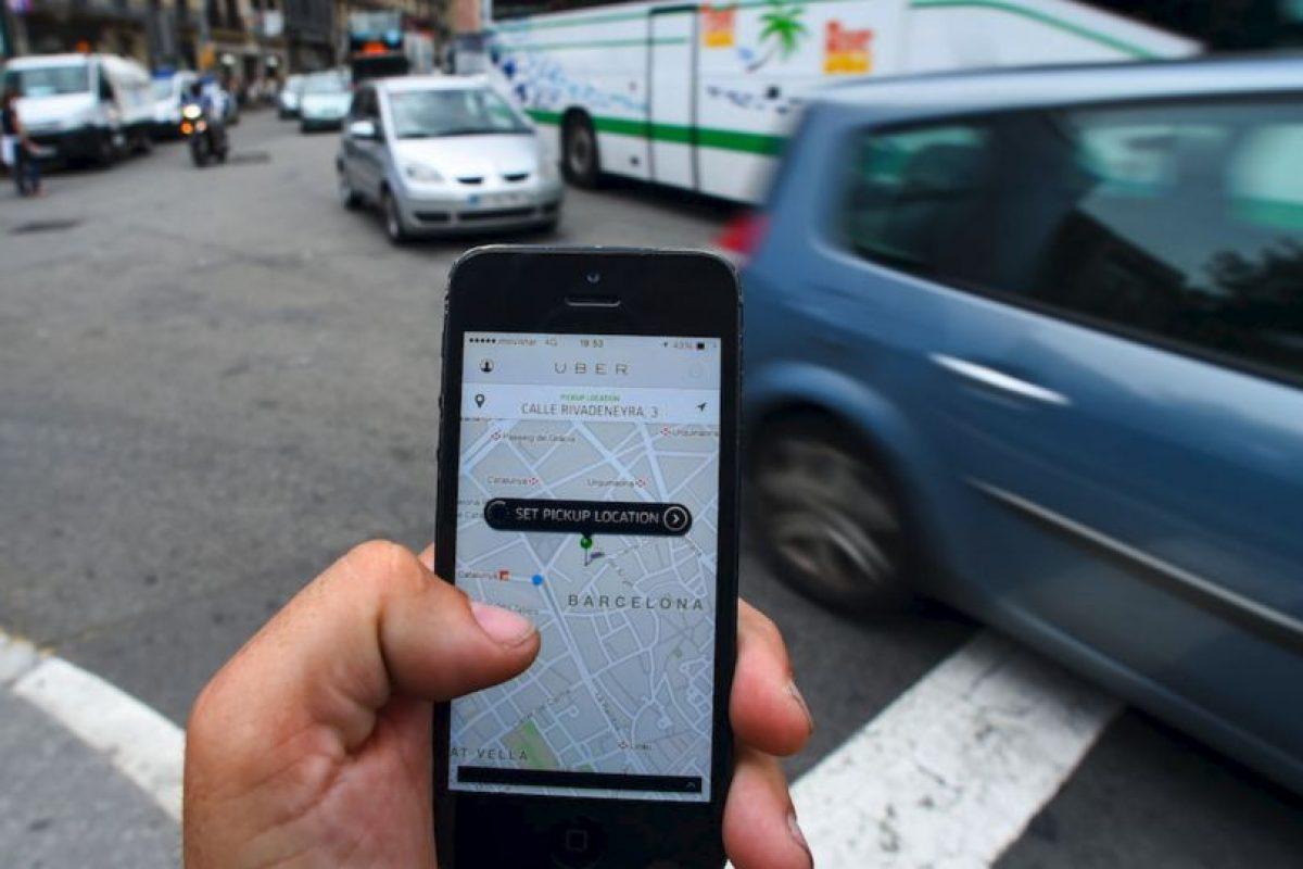 9- Un representante de Uber se pondrá en contacto con ustedes a través del correo electrónico con el que están registrados para dar seguimiento al problema. Foto:Uber. Imagen Por: