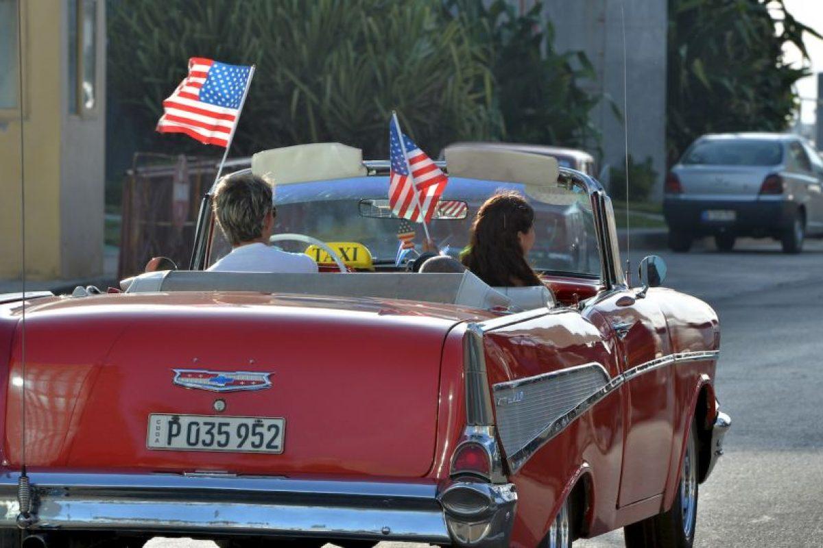 El 20 de julio de este año se abrieron las embajadas en ambos países. Foto:AFP. Imagen Por:
