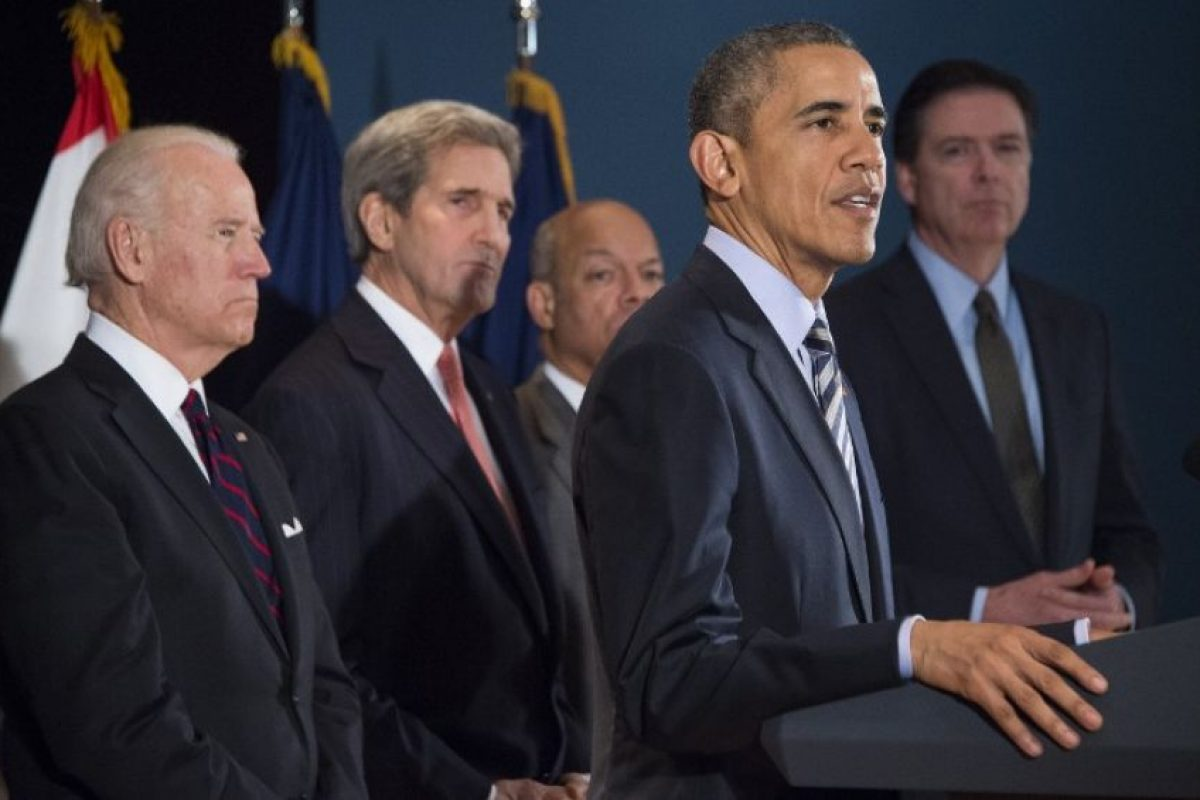 Aseguró que, desde los atentados del 9/11, el Gobierno reforzó las medidas para luchar contra los terroristas. Foto:AFP. Imagen Por: