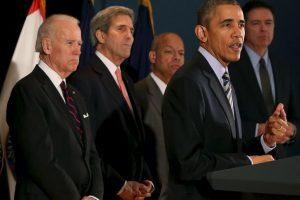 Donde dos supuestos seguidores del Estado Islámico mataron a 14 personas. Foto:AFP. Imagen Por: