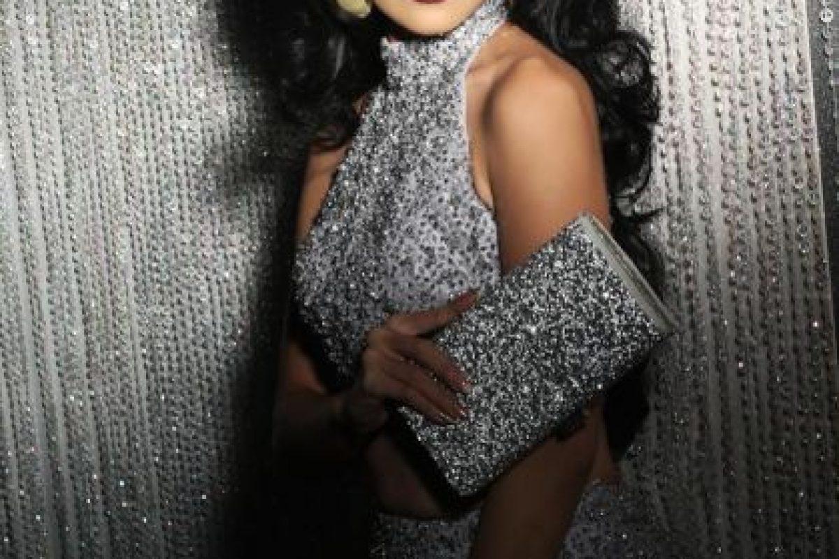 May Thaw es Miss Birmania Foto:vía facebook.com/MissUniverse. Imagen Por:
