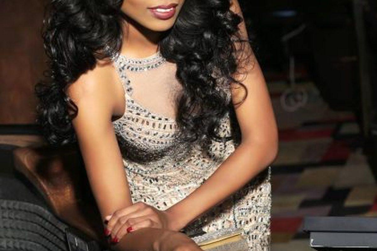 Shauna Ramdyhan es Miss Guyana Foto:vía facebook.com/MissUniverse. Imagen Por: