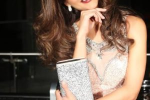Clarissa Molina es Miss República Dominicana Foto:vía facebook.com/MissUniverse. Imagen Por: