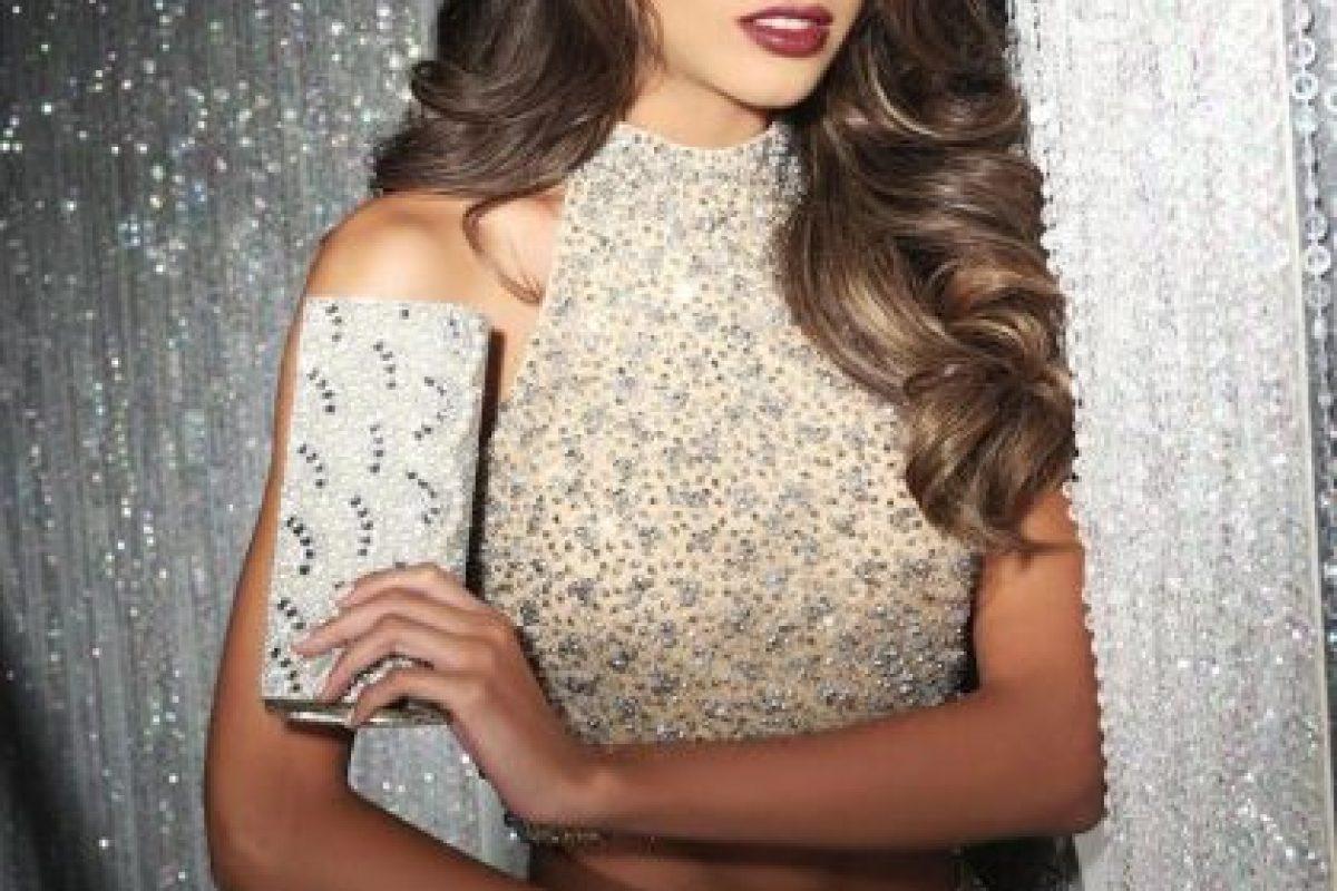 Catalina Morales es Miss Puerto Rico Foto:vía facebook.com/MissUniverse. Imagen Por: