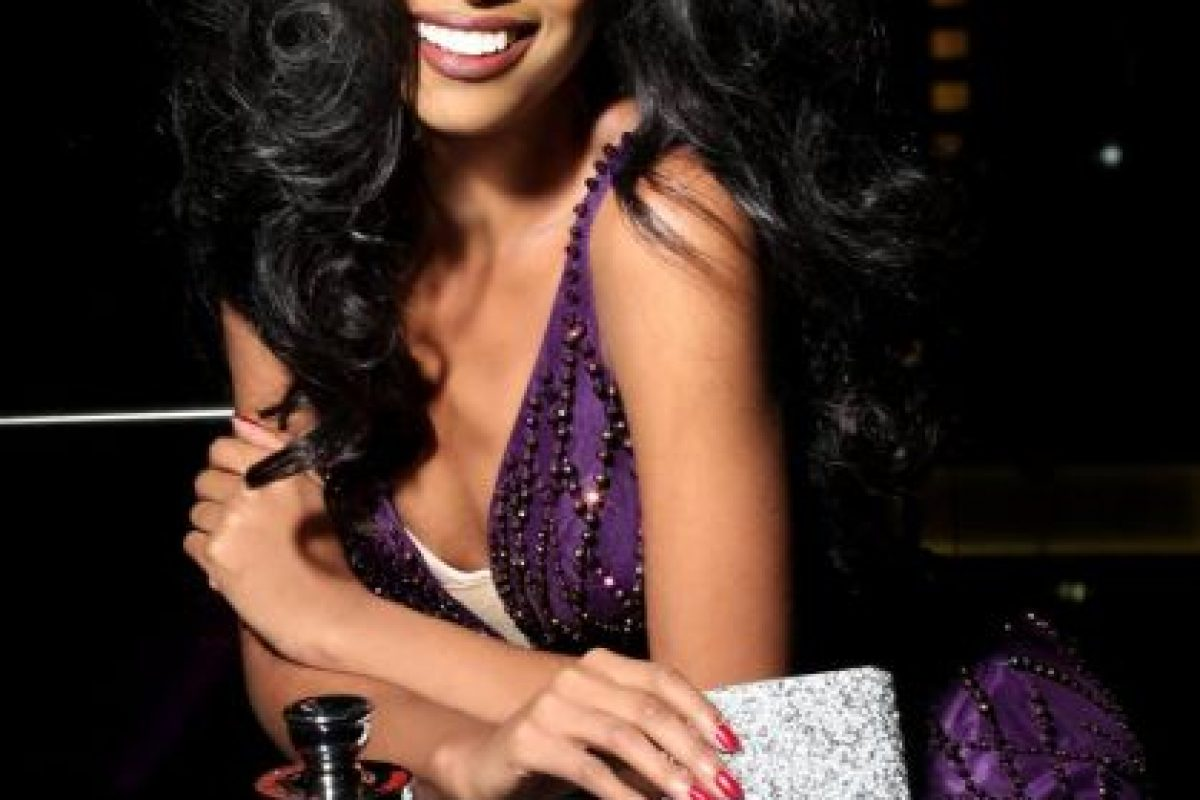 Lisa Drouillard es Miss Haiti Foto:vía facebook.com/MissUniverse. Imagen Por: