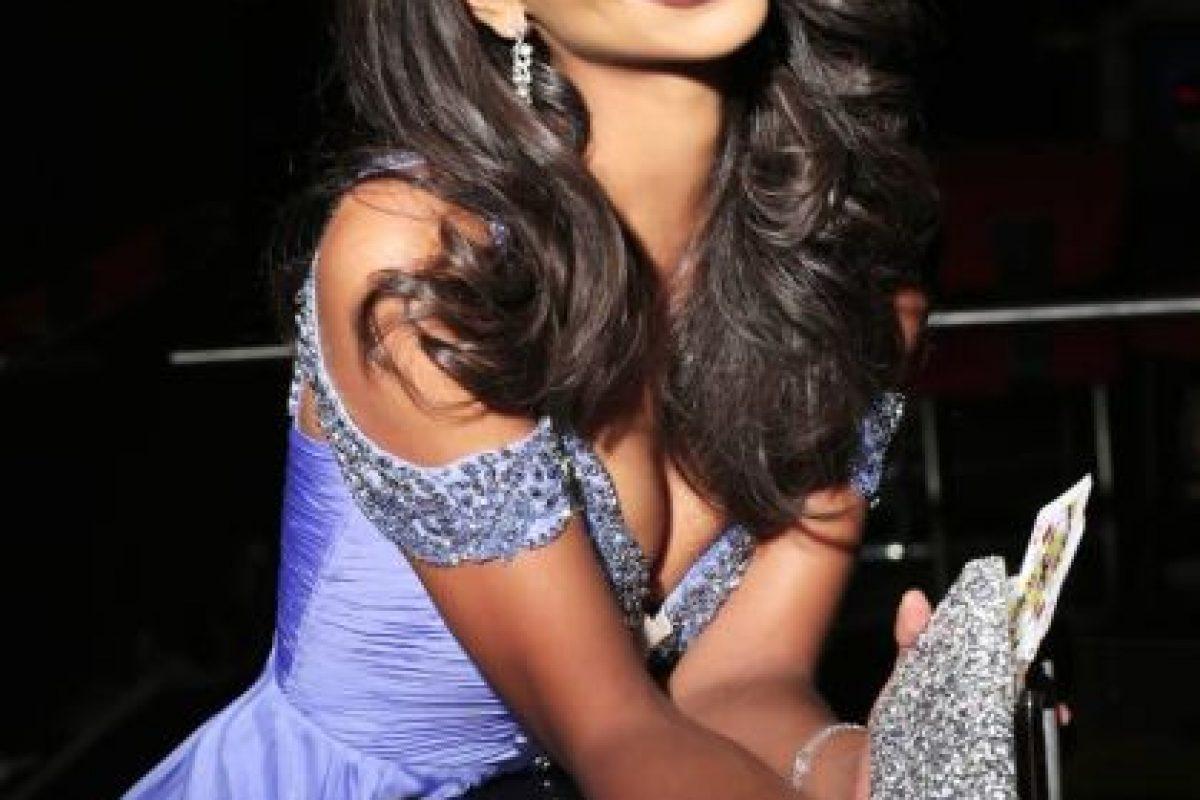 Flora Coquerel es Miss Francia Foto:vía facebook.com/MissUniverse. Imagen Por: