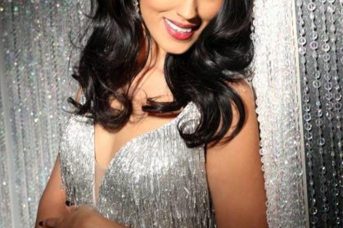 Sheetal Khadun es Miss Mauricio Foto:vía facebook.com/MissUniverse. Imagen Por: