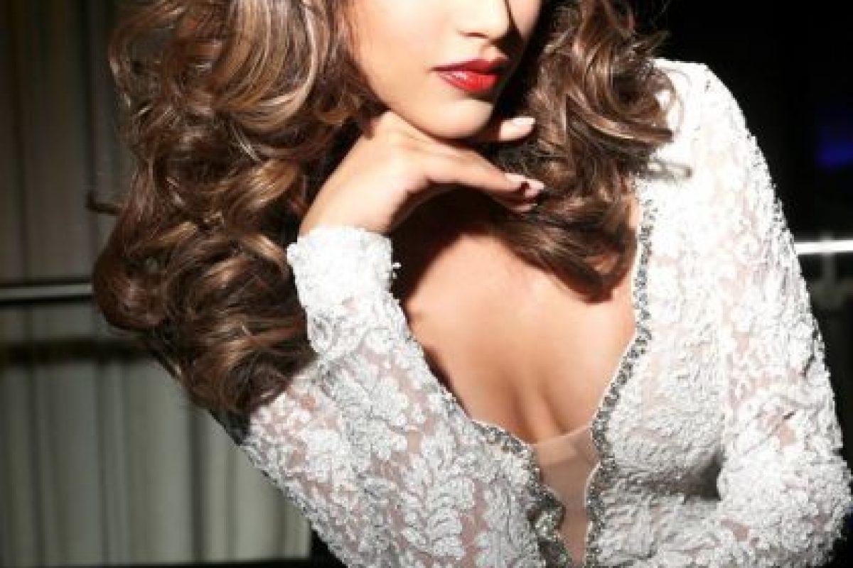 Gladys Brandao Amaya es Miss Panamá Foto:vía facebook.com/MissUniverse. Imagen Por: