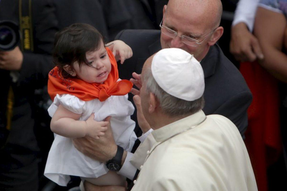 El religioso nació en Buenos Aires, Argentina. Foto:Getty Images. Imagen Por: