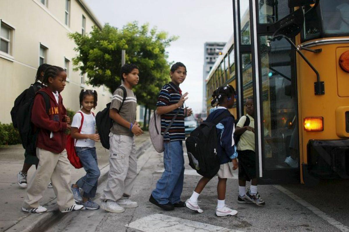 Sólo uno de cada cinco jóvenes que aplican el bullying o acoso escolar reconocen que lo han hecho. Foto:Getty Images. Imagen Por: