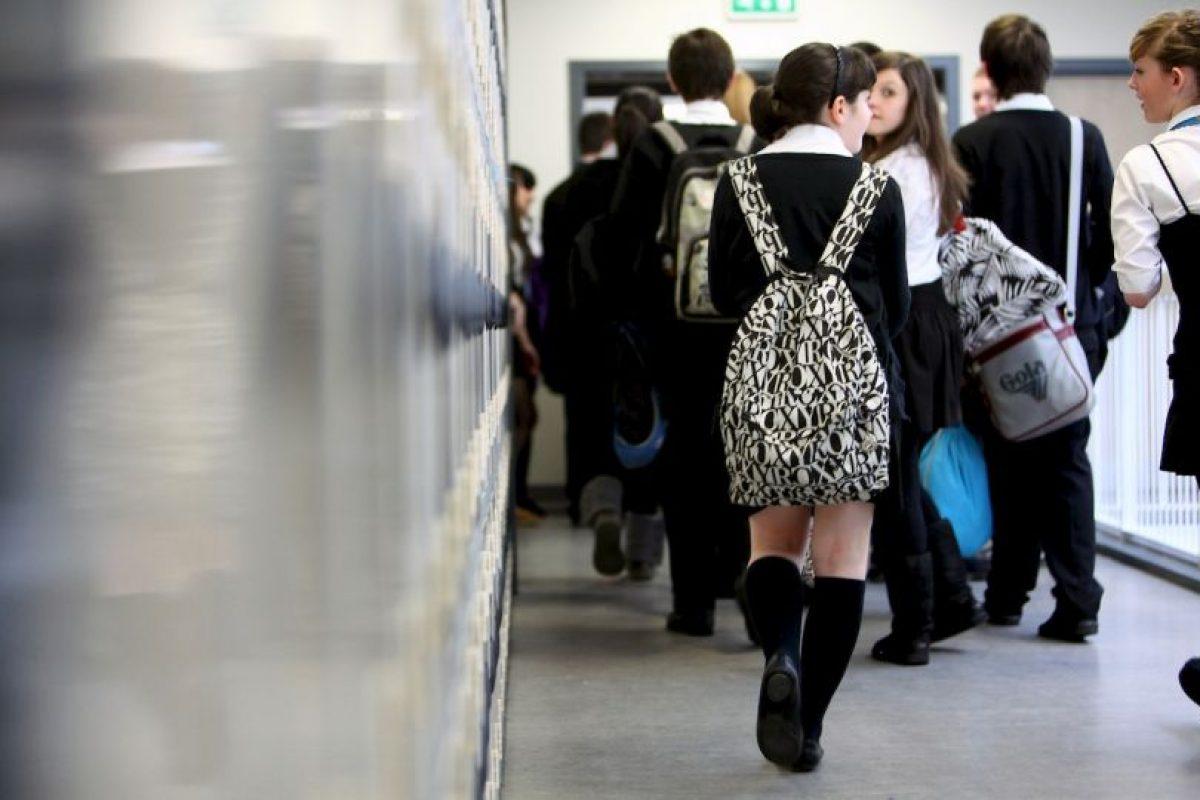 Pero más preocupante aún es que un 7% de los jóvenes que son víctimas del bullying o acoso escolar logran poner fin a sus vidas. Foto:Getty Images. Imagen Por: