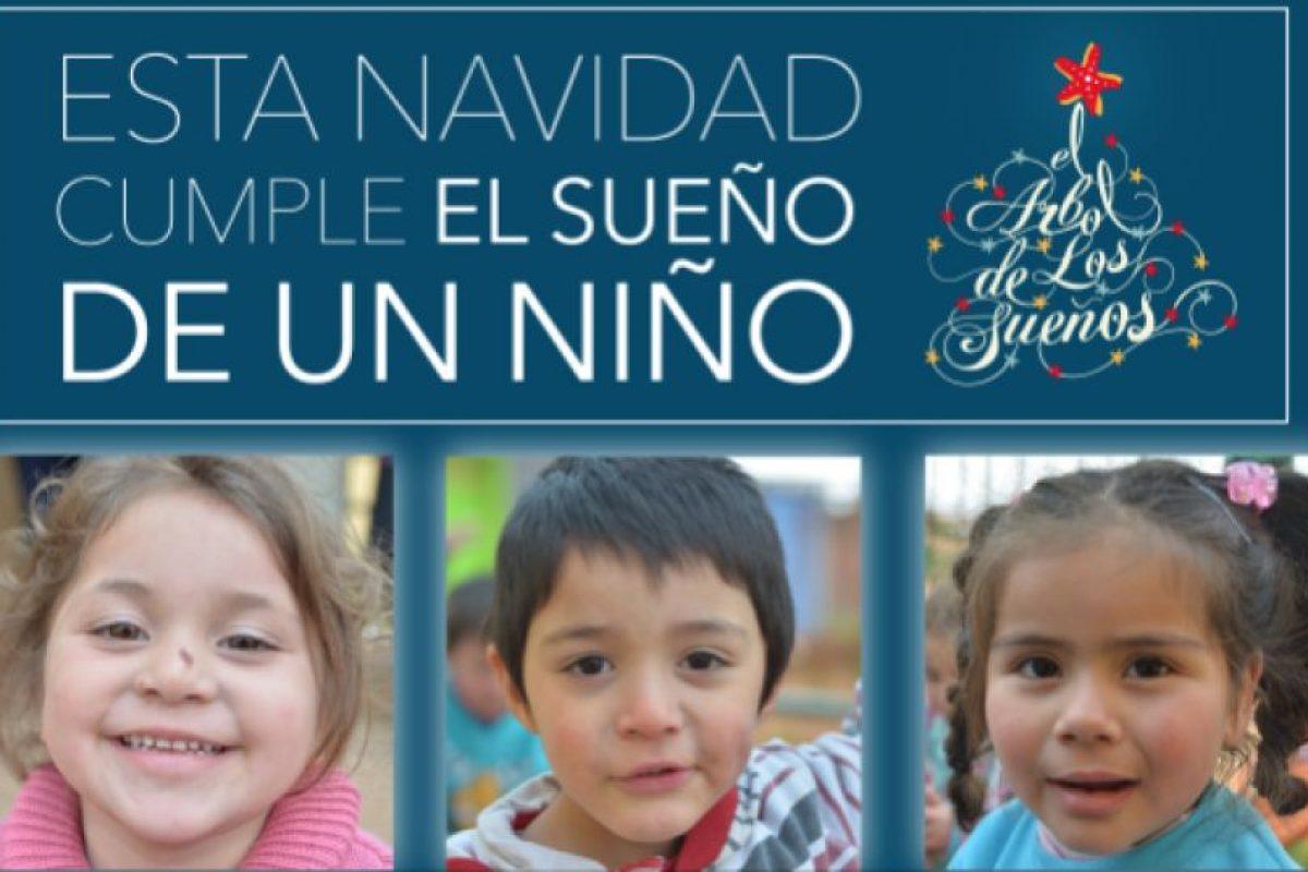 """Foto:Campaña """"Árbol de los sueños"""". Imagen Por:"""