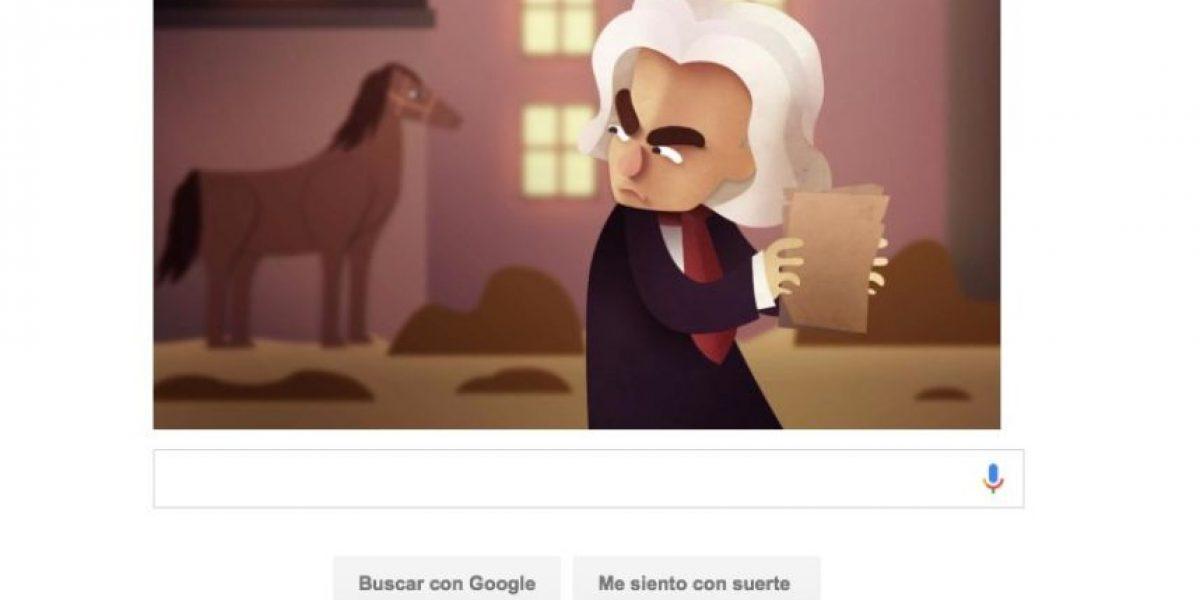 Google conmemora nacimiento de Beethoven con imperdible doodle animado