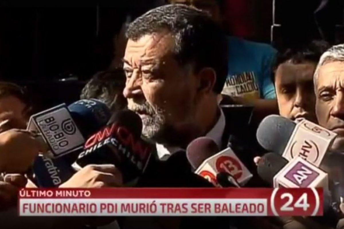 Foto:Reproducción / Canal 24 Horas. Imagen Por:
