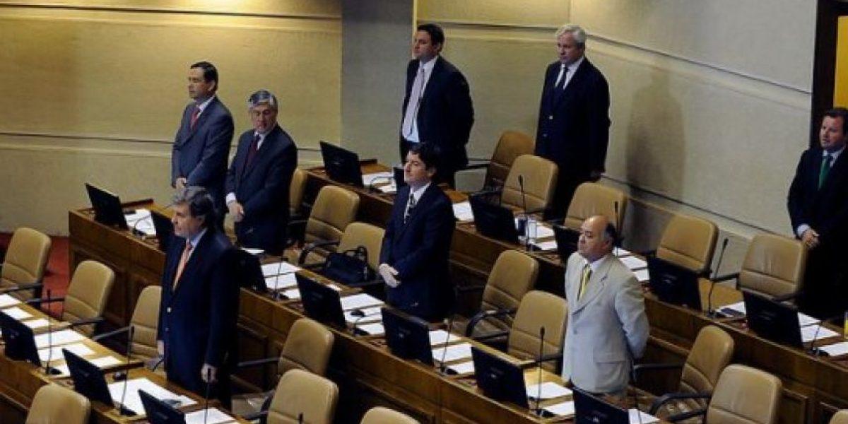 Cámara aplicará rebajas de hasta $6 millones a diputados por ausencias