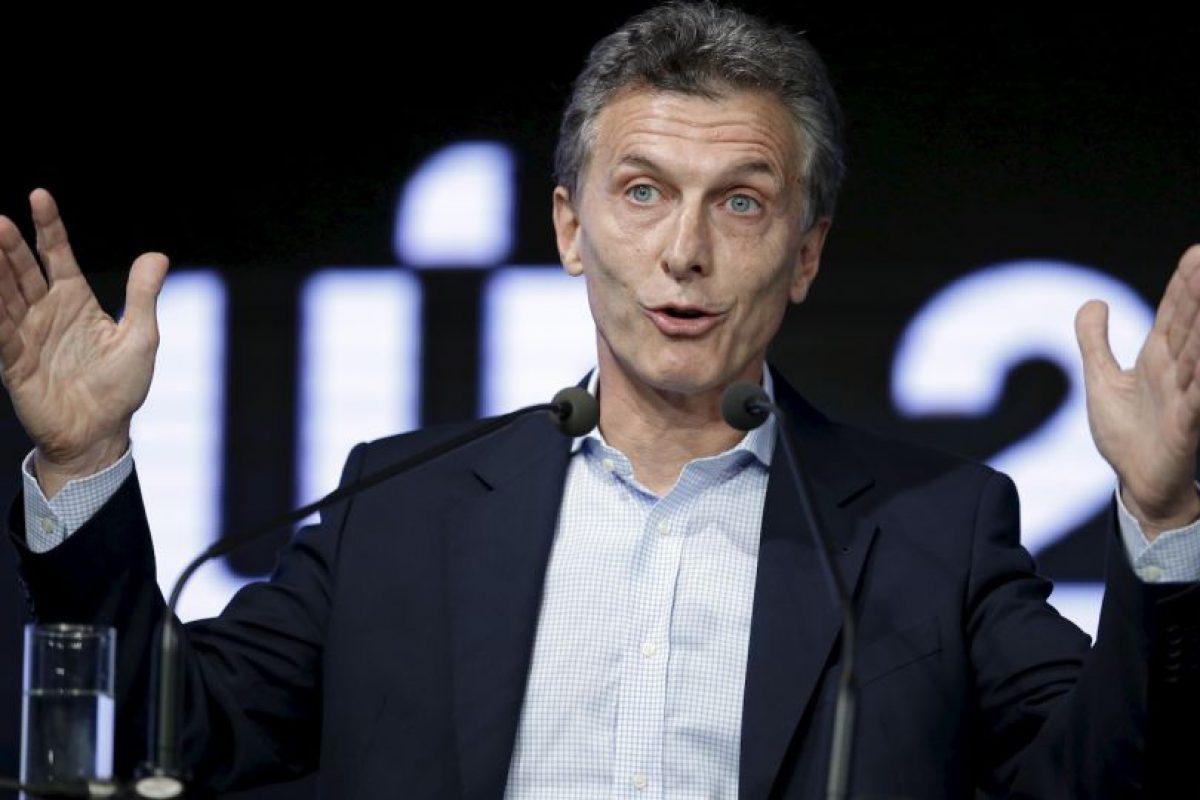 Los principales cambios impulsados por Mauricio Macri, a una semana en la presidencia Foto:AP. Imagen Por: