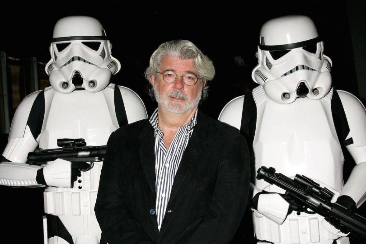 """6.- """"El Pueblo contra George Lucas"""", es el nombre de un documental en el que diversas personas revelan su desprecio hacia el cineasta y sus decisiones frente a la saga de """"Star Wars"""". Foto:Getty Images. Imagen Por:"""