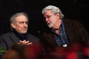 """5.- Fue el creador del personaje """"Indiana Jones"""" y Steven Spielberg fue el encargado de dirigir la película """"Indiana Jones: En busca del Arca Perdida"""". Foto:Getty Images. Imagen Por:"""