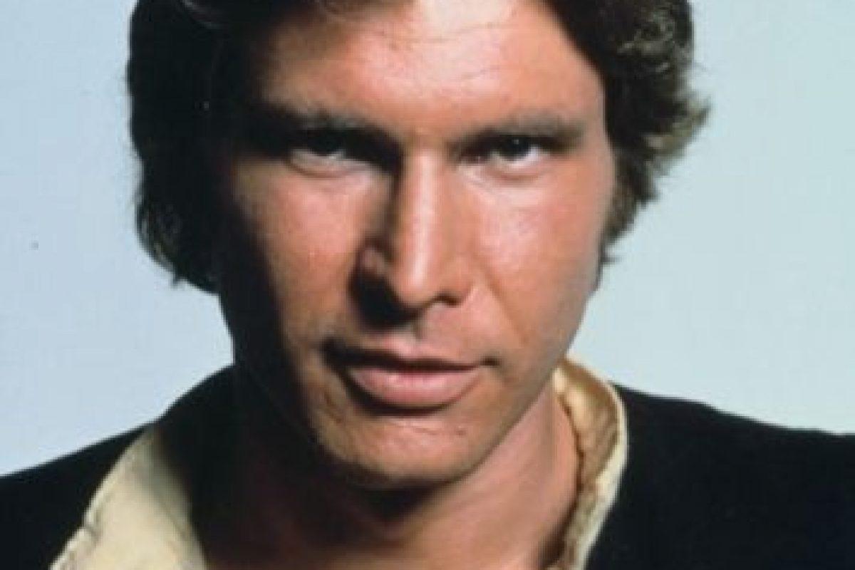 """""""Han Solo"""" en """"Star Wars: Una nueva esperanza"""" Foto:IMDb. Imagen Por:"""