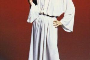 """""""Princesa Leia Organa"""" en """"Star Wars: Una nueva esperanza"""" Foto:IMDb. Imagen Por:"""