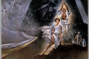 """""""Star Wars Episodio IV: Una nueva esperanza"""" fue la primera película de la franquicia"""". Sin embargo, la historia comienza con el """"Episodio I"""" Foto:IMDb. Imagen Por:"""