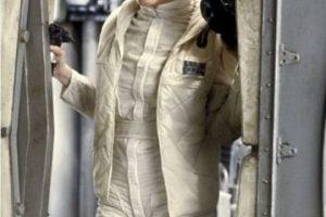 """""""Princesa Leia Organa"""" en """"Star Wars: El imperio contraataca"""" Foto:IMDb. Imagen Por:"""